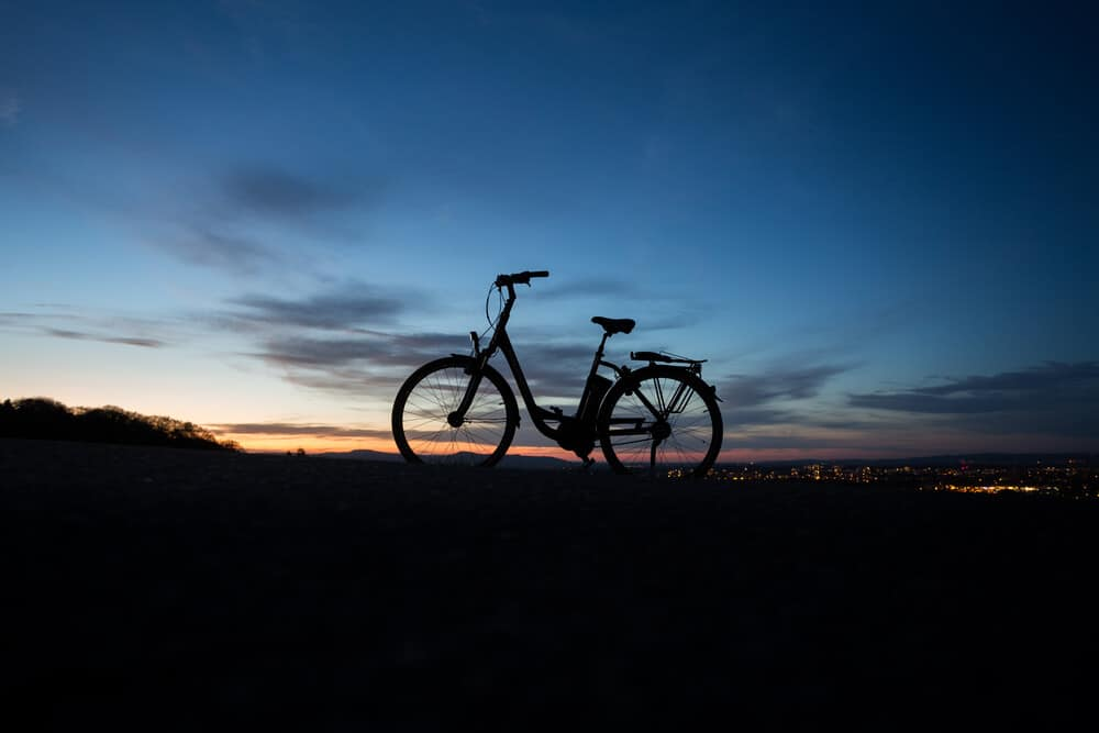 Picture of a bike for Private Bike Tours in Reykjavik
