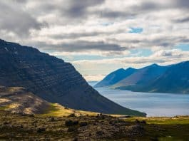 Iceland's famous Westfjords