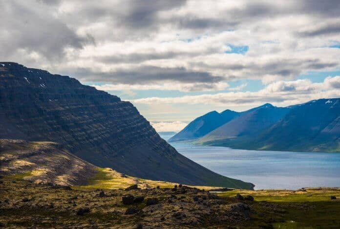 Iceland's famous Westfjords