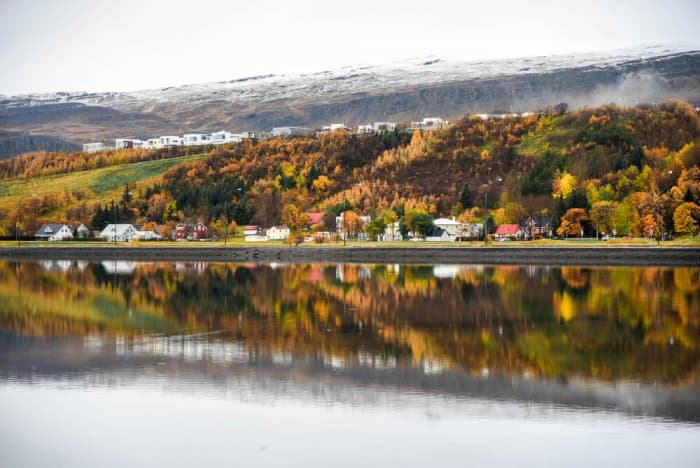 Akureyri is Iceland's Capital of the North