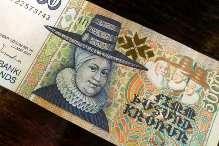 Gas prices in Iceland cost a lot of krona
