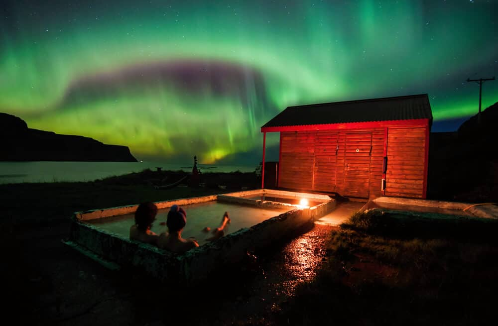 Low season in Iceland is a great time to see the Northern Lights