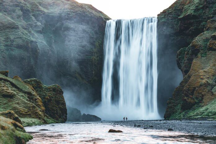Be sure to include Skógafoss waterfall on your South Iceland itinerary
