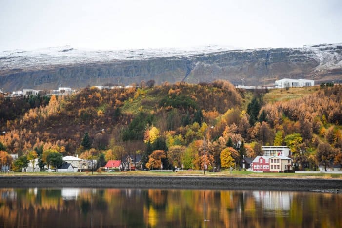 There's lots to see and do in Akureyri, North Iceland