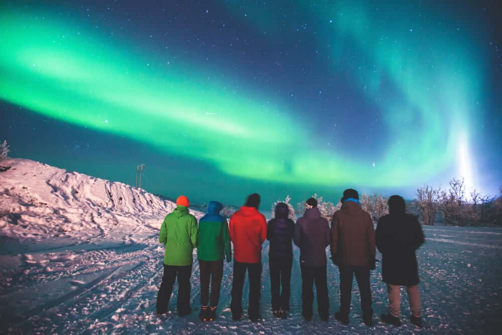 Northern Lights tours will help you spot the Aurora Borealis