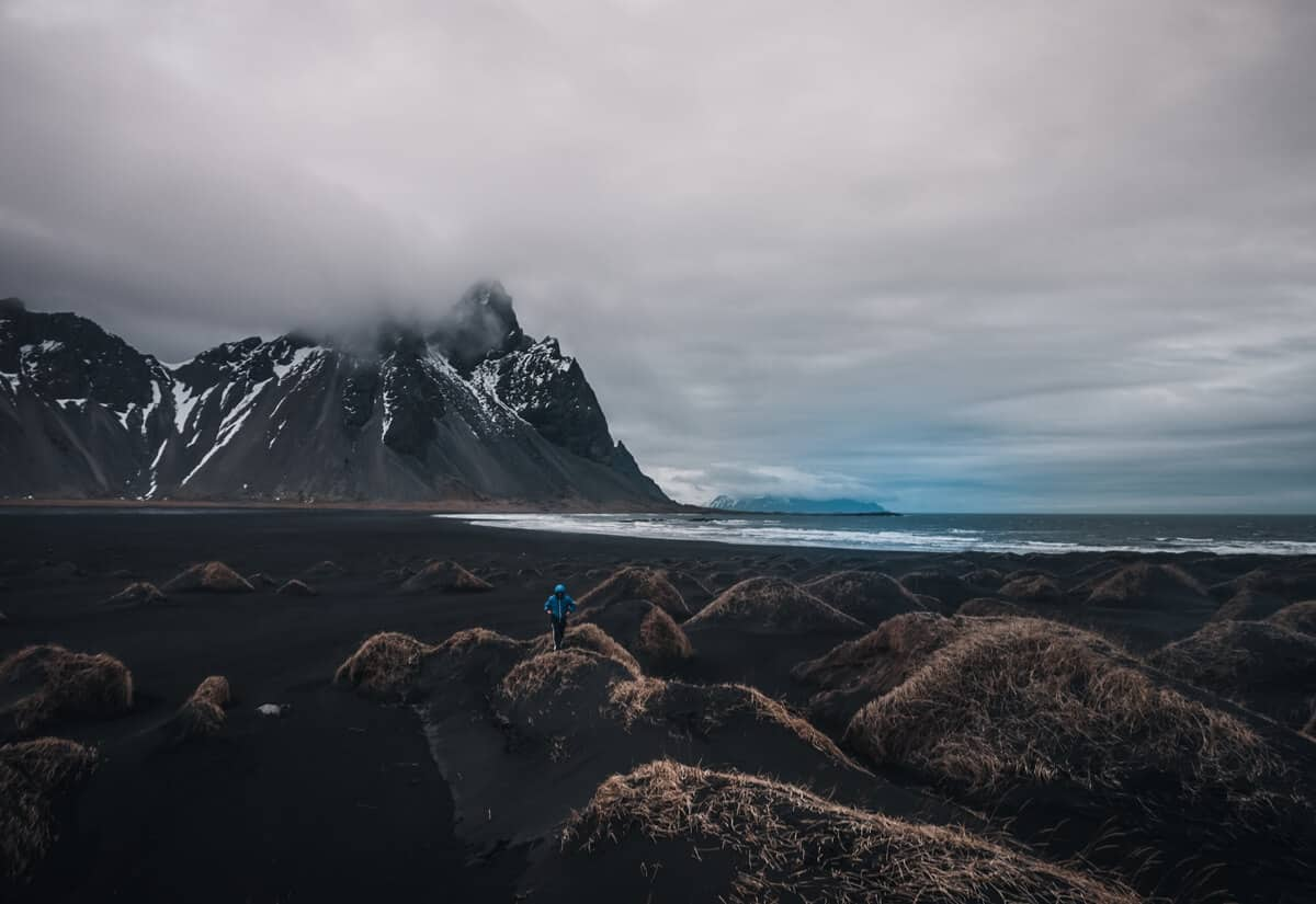 Sustainable tourism in Iceland protects fragile Icelandic moss