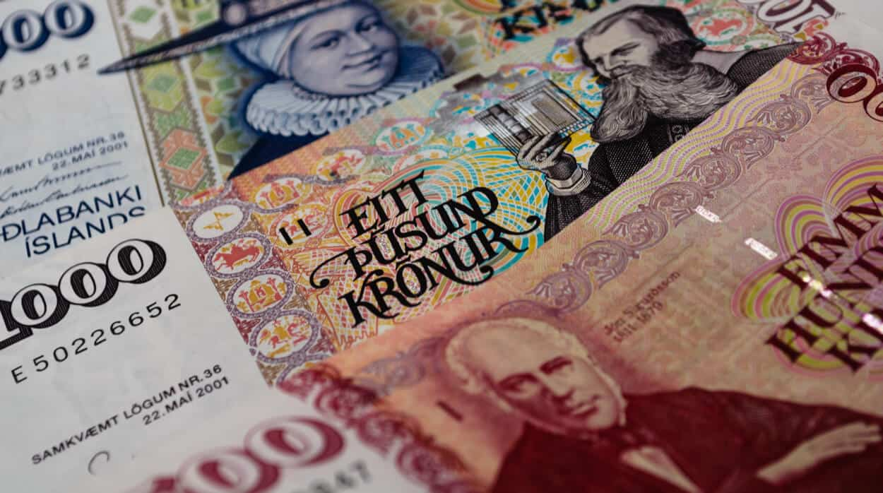 First time advice for Iceland about money and Icelandic krona