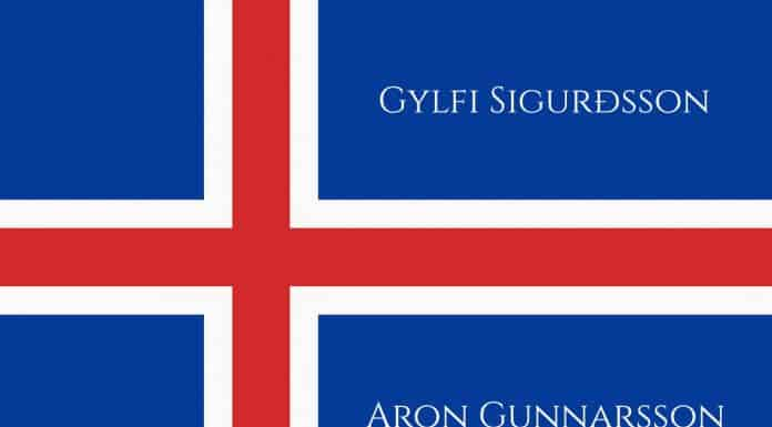 Famous Icelandic footballers haver traditional Icelandic names