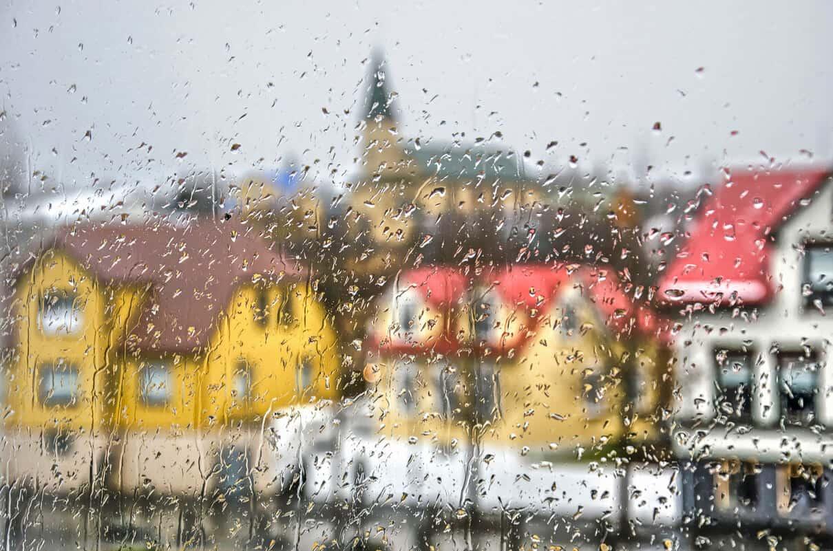 Gluggavedur is an untranslatable Icelandic word