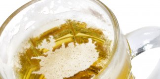 Iceland in beer foam. Why was it banned?