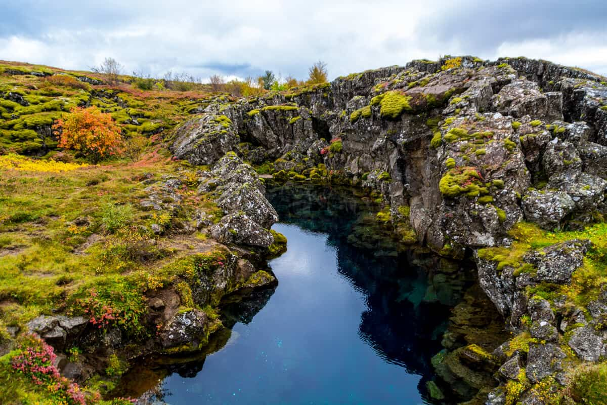 Thingvellir National Park is one of Iceland's top national parks