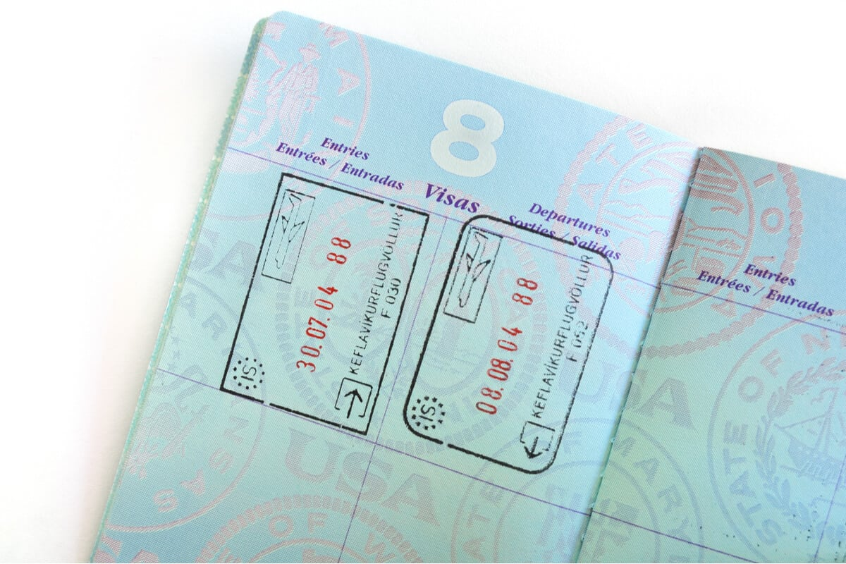 Many countries don't require an Iceland visa for short stays
