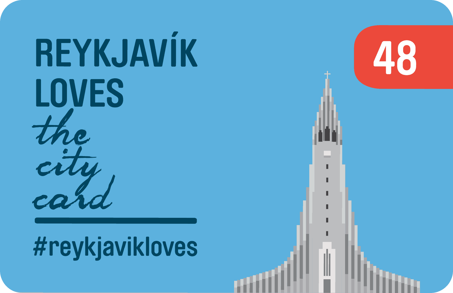 The Reykjavik City Card 48-hour pass