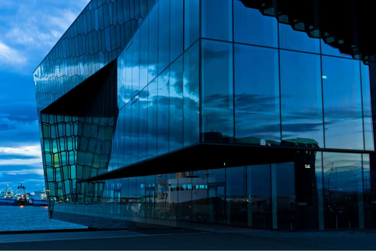 Harpa Concert Hall is a Reykjavik City Card purchase point