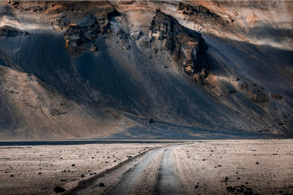 Best 4x4 vehicles Iceland volcanic terrain
