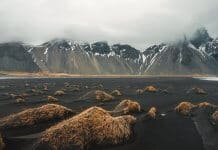 Iceland nature protection measures landscape