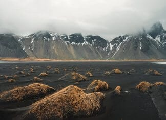 Iceland nature protection measures landscape
