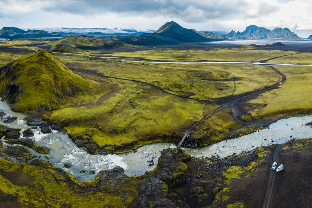 Iceland nature protection measures
