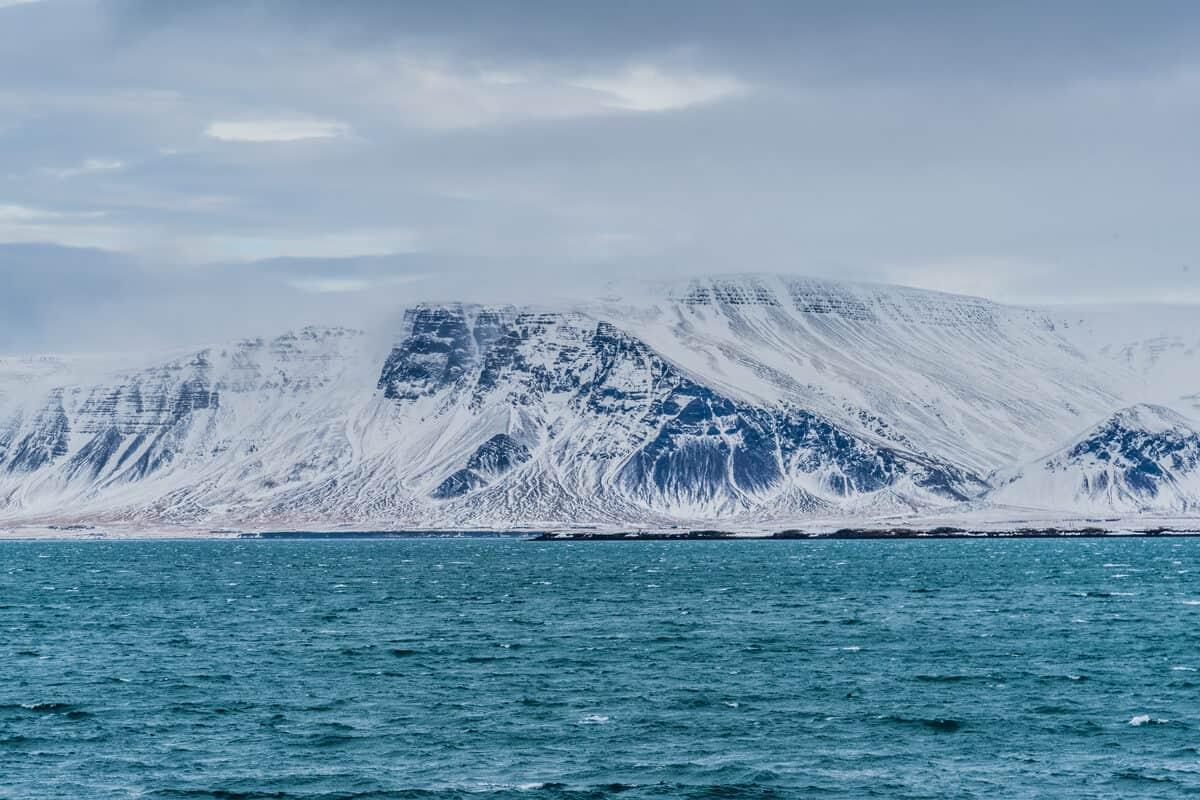 Mount Esja Iceland Reykjavik hiking