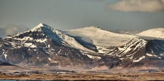 Mount Esja is beautiful at any time of year
