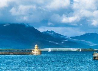Reykjavik Old Harbor views